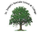 St Josephs Specialist School and College logo