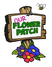 Our Flower Patch logo